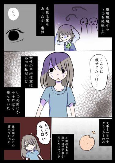 体験まんが【リーゼ・デパス・リフレックス・ジプレキサ】